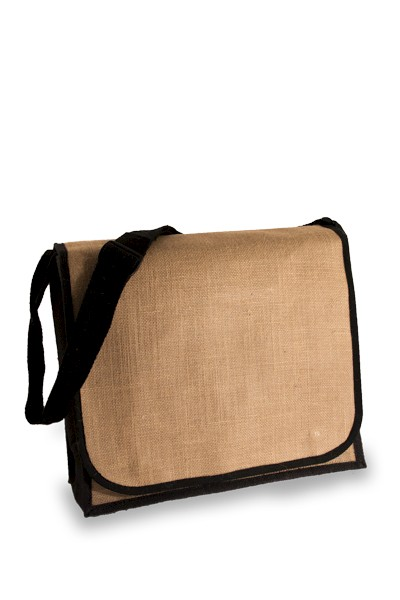 Deluxe Jute Conference Bag
