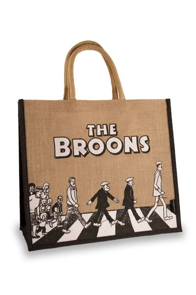 The Broons Abbey Road Jute Shopper
